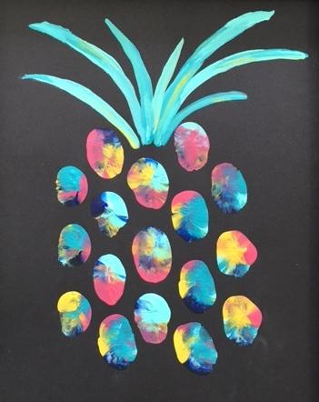 Printed Pineapple - June 9 (PM), 14 & 28