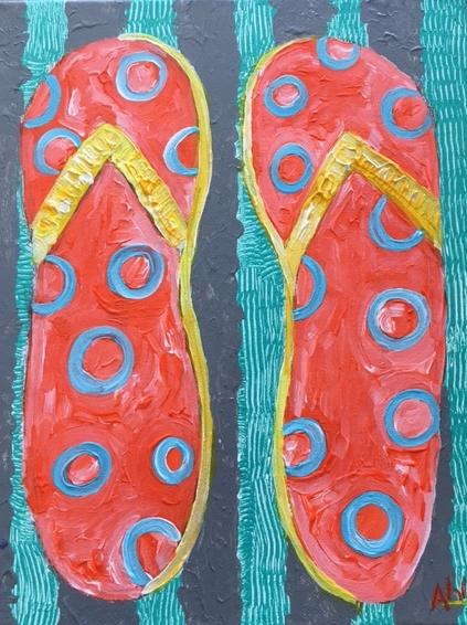Flip Flops - June 6, 16 & 29