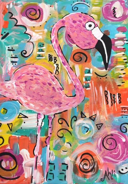 Funky Flamingo - May 9, 23 (PM), 25 & 31